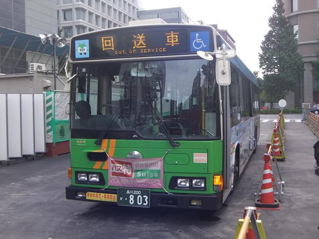 #7635 都営バスY-K546 2011-7-24