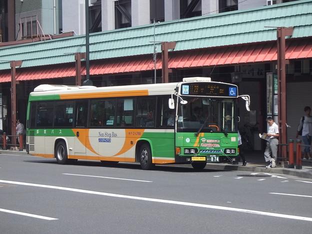 #7638 都営バスZ-L768 2011-7-25
