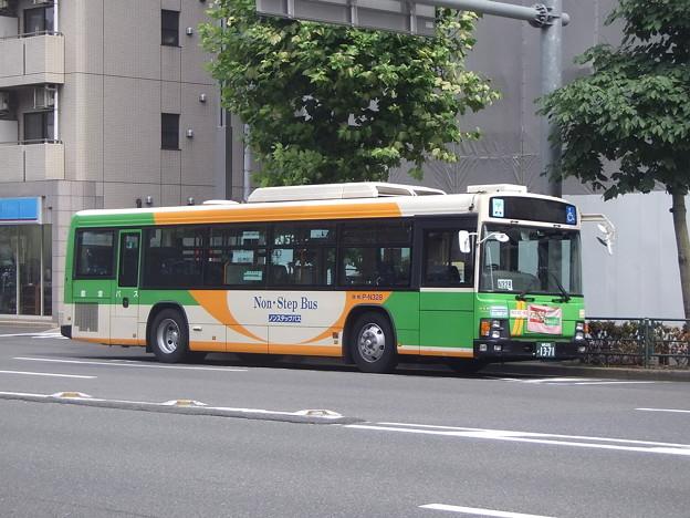 #7642 都営バスP-N328 2011-7-26