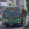 #7650 都営バスZ-R607 2011-7-29