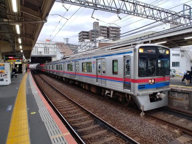 #7652 京成電鉄3828F 2020-11-29