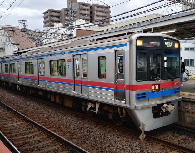 #7653 京成電鉄C#3828 2020-11-29