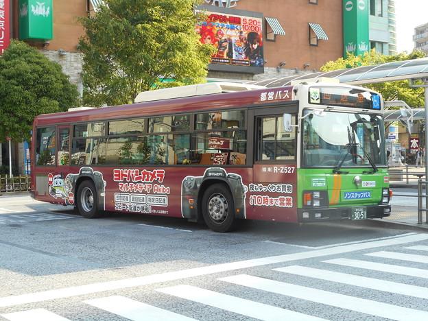 #7655 都営バスR-Z527 2016-5-22