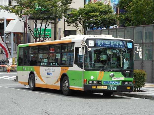 #7661 都営バスZ-H169 2016-6-1