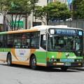 Photos: #7661 都営バスZ-H169 2016-6-1