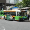 Photos: #7666 都営バスK-P523 2016-6-6