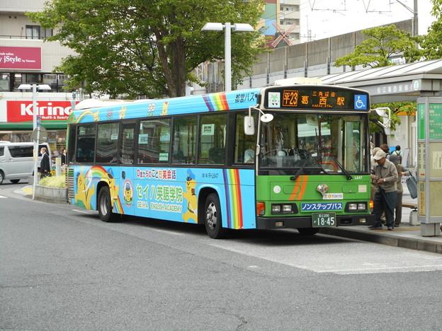 #7668 都営バスR-L647 2016-6-7