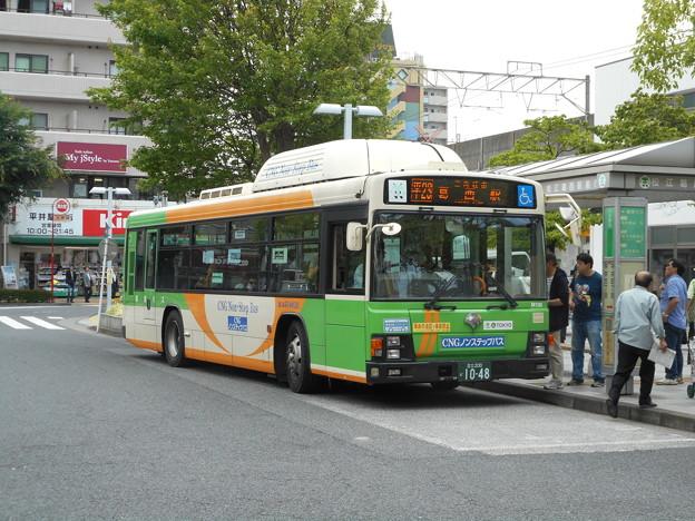 Photos: #7671 都営バスR-M126 2016-6-8