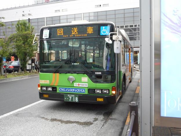#7672 都営バスR-K686 2016-6-9