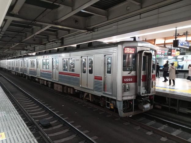 #7677 東武鉄道11655F+11203F 2020-11-12