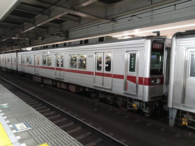 #7680 東武鉄道クハ16655 2020-11-12