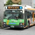 Photos: #7681 都営バスP-R585 2016-6-12