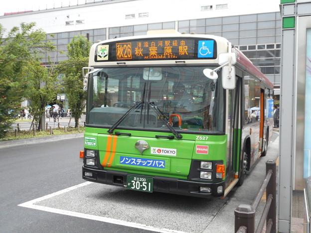 #7688 都営バスR-Z527 2016-6-16