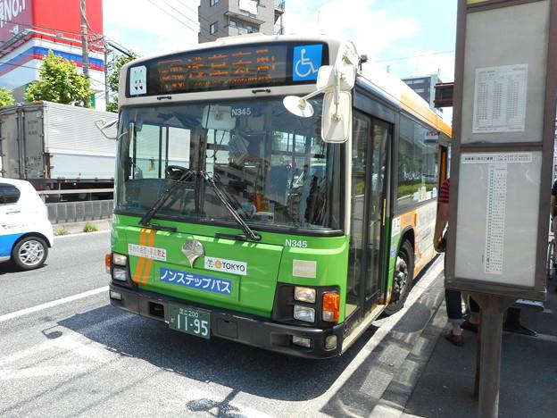 #7689 都営バスZ-N345 2016-6-17