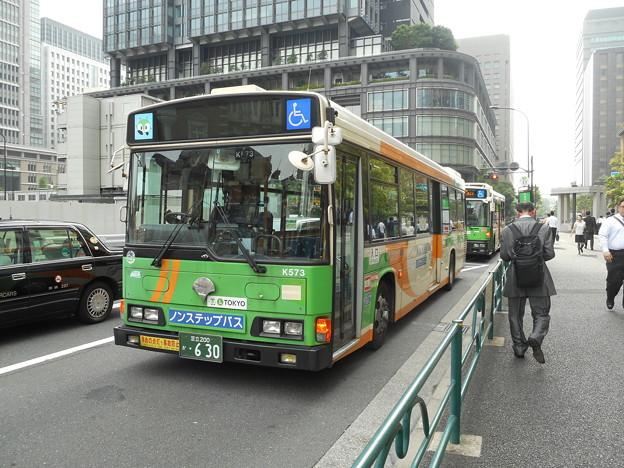 #7693 都営バスR-K573 2016-6-20