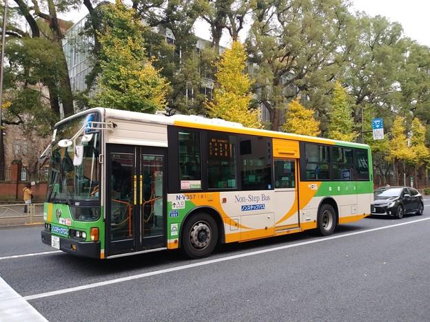 #7695 都営バスN-V357 2020-12-2