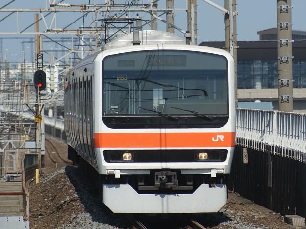 #7761 武蔵野線209系 千ケヨM83F 2020-6-7