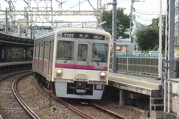 #7772 京王電鉄7027F@クハ7727 2020-9-27