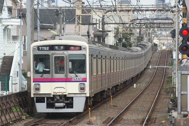 #7773 京王電鉄7207F+7002F@クハ7752 2020-9-27