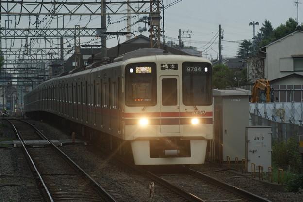 #7774 京王電鉄9034F@クハ9784 2020-9-13