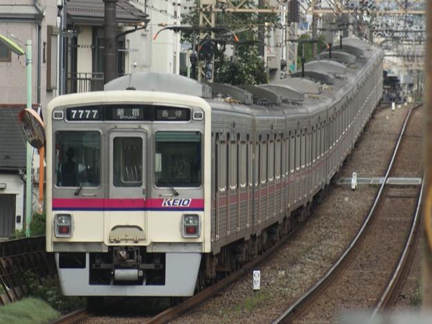 #7776 京王電鉄7027F@クハ7777 2020-9-27