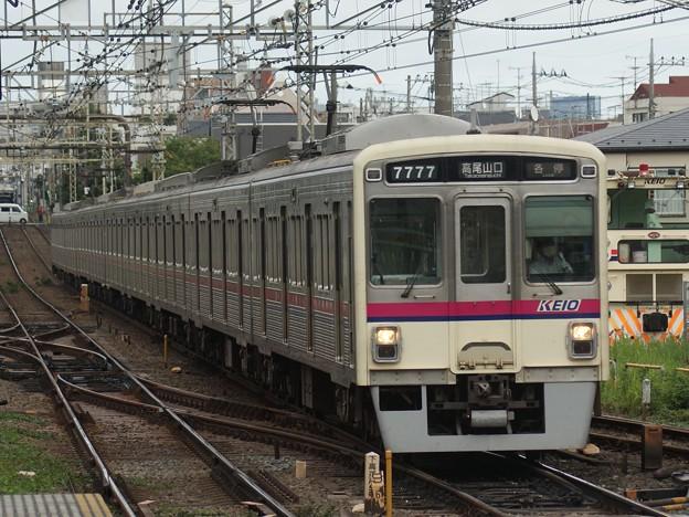 #7777 京王電鉄7027F@クハ7777 2020-9-27