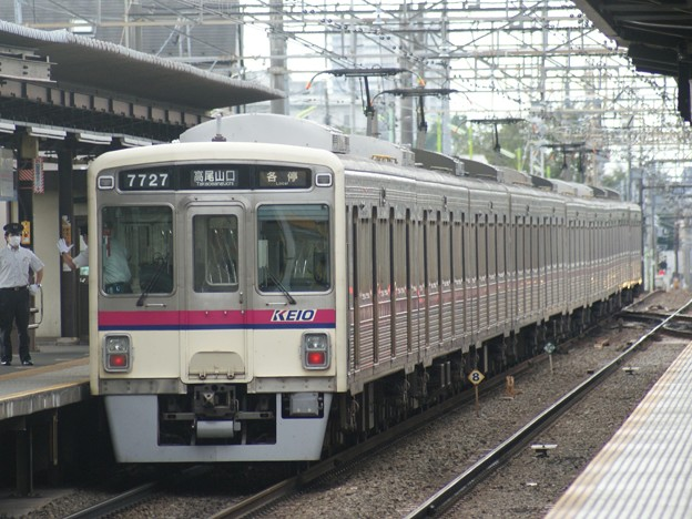 #7779 京王電鉄7027F@クハ7727 2020-9-27