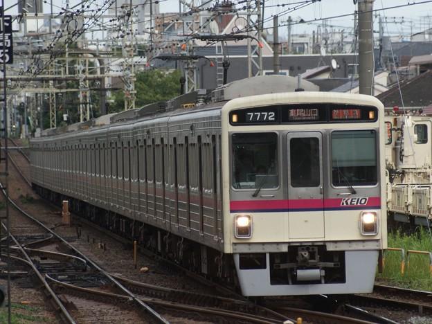 #7780 京王電鉄7022F@クハ7772 2020-9-27