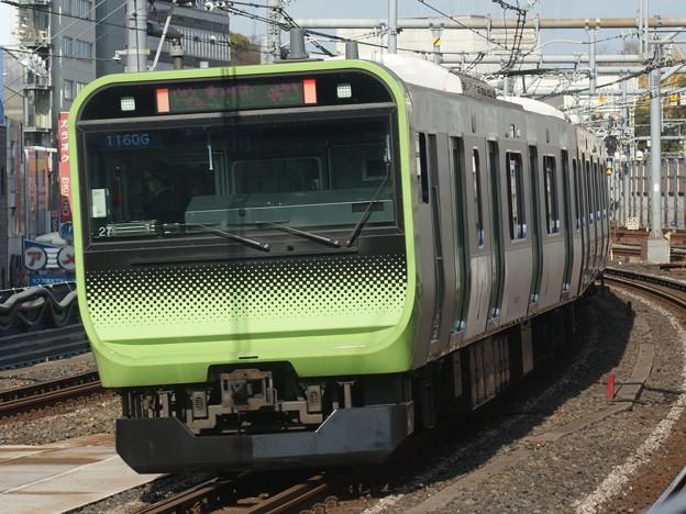 #7781 山手線E235系 東トウ27F 2020-12-14