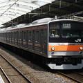 Photos: #7856 武蔵野線205系 千ケヨM26F 2016-7-3