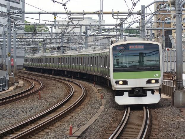 #7857 山手線E231系 東トウ508F 2016-7-3