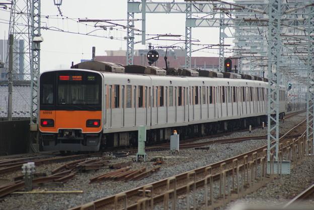 #7867 東武鉄道51058F 2016-7-16