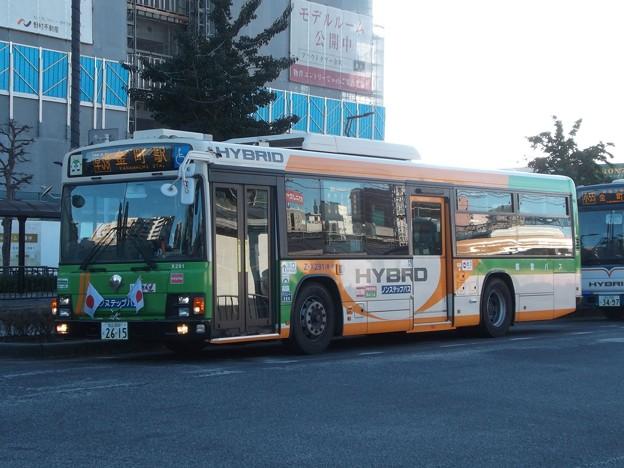 #7888 都営バスZ-X291 2021-1-1