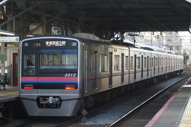 #7917 京成電鉄3012F 2021-1-9