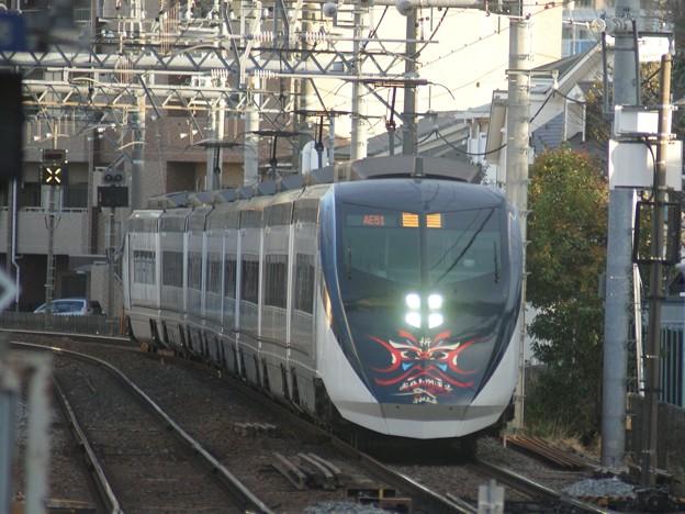 #7920 京成電鉄AE7F「成田山開運号」 2021-1-91