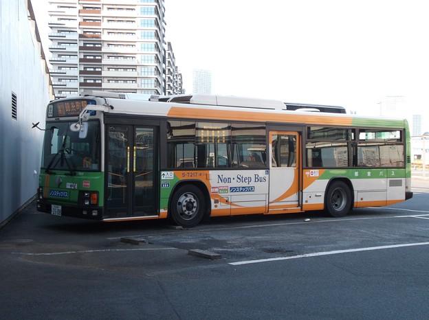 #7935 都営バスS-T217 2020-8-2
