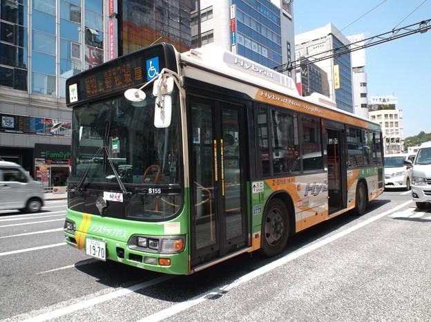 Photos: #7940 都営バスZ-S155 2020-8-6