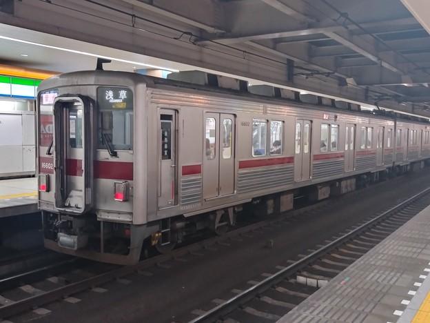 Photos: #7947 東武鉄道クハ16602 2021-1-15