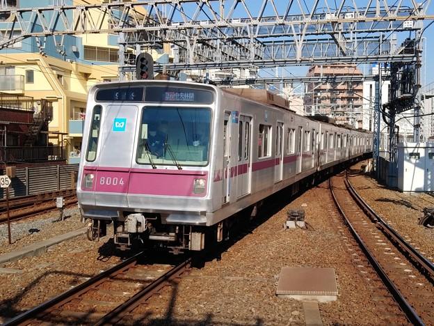 Photos: #7966 半蔵門線8104F 2021-1-22