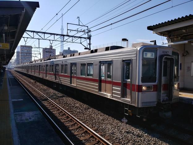 #7968 東武鉄道11458F+11267F 2021-1-22