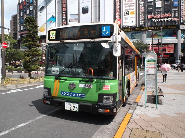 #7978 都営バスP-C225 2020-9-7