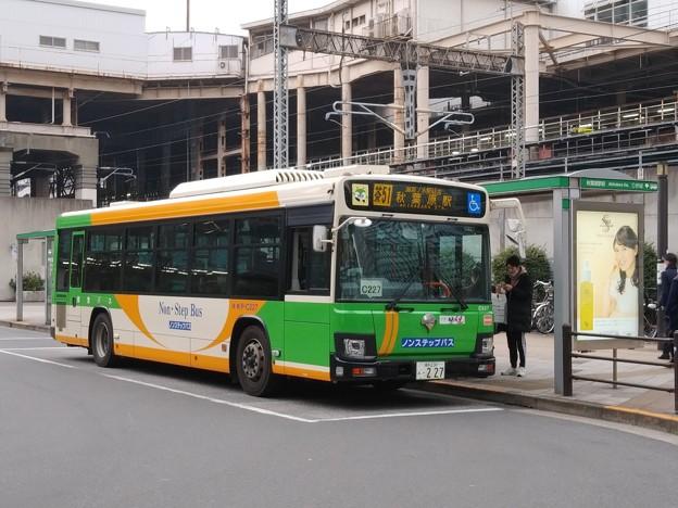 Photos: #7981 都営バスP-C227 2021-1-26