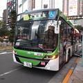 Photos: #8008 都営バスP-D906 2020-9-10