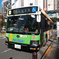 Photos: #8028 都営バスP-F633 2020-9-28