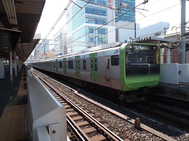 Photos: #8030 山手線E235系 東トウ47F 2020-9-30