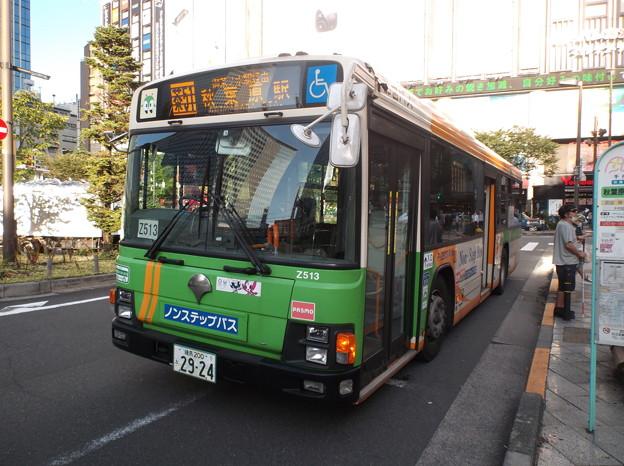 Photos: #8031 都営バスP-Z513 2020-9-30