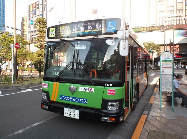 #8032 都営バスP-F631 2020-10-2