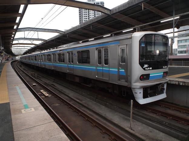 #8033 りんかい線70-070F 2020-10-4
