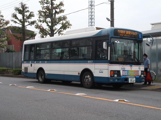 #8035 京成バスC#8557 2020.10.5