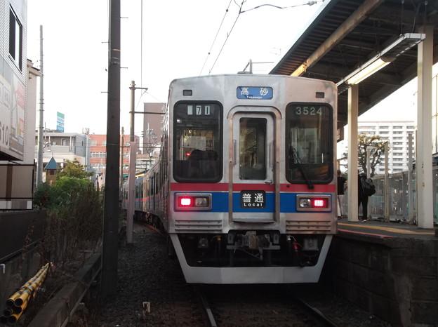 Photos: #8036 京成電鉄3524F 2020.10.5